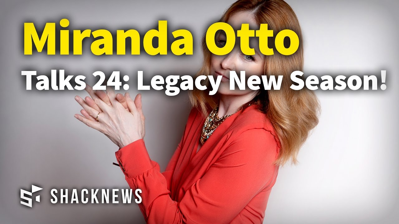 Miranda Otto Talks 24:Legacy New Season!