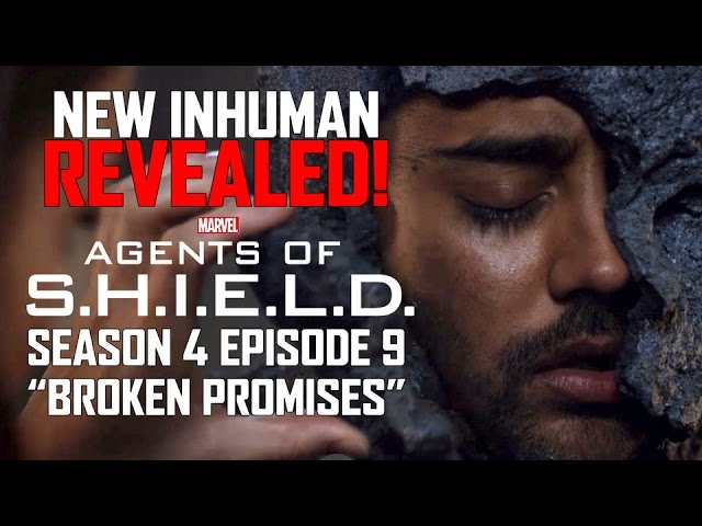 New Inhuman Identity Revealed: Agents of Shield Episode 409 Recap