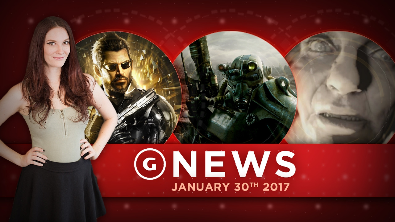 Deus Ex On Hiatus & Capcom Shares Fall After Resi 7 Sales Revealed – GS Daily News