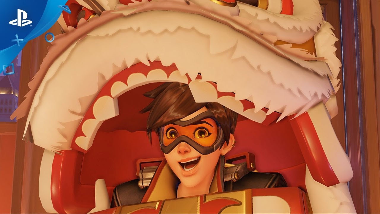Overwatch – Welcome to Overwatch's Lunar New Year! | PS4