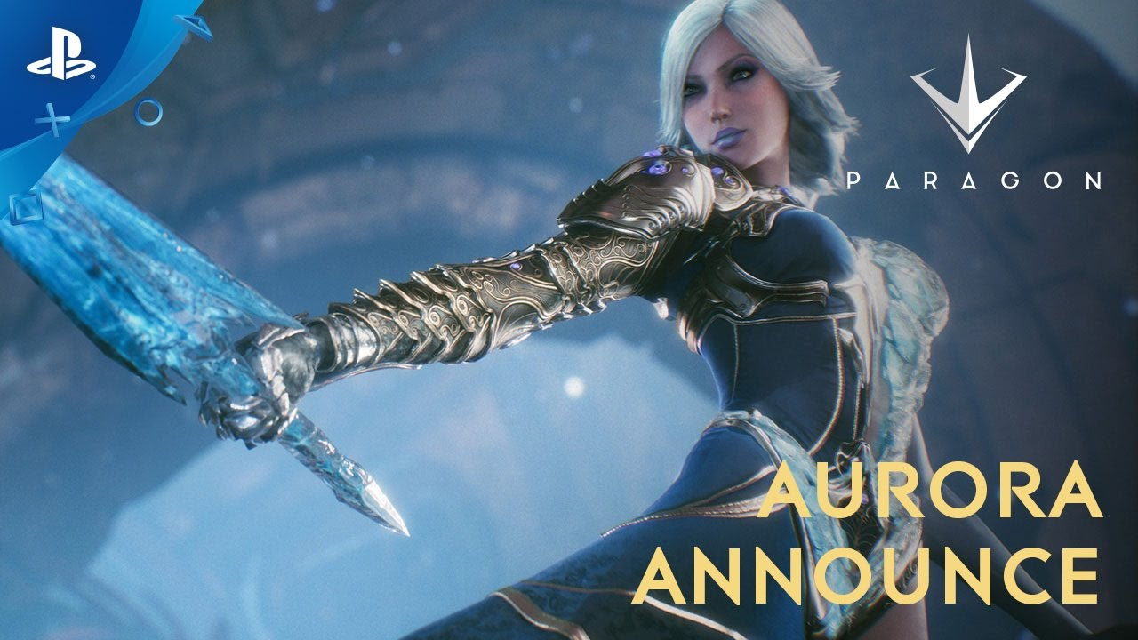 Paragon – Aurora Announce Trailer | PS4