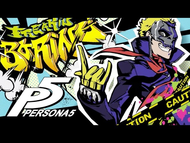 "Persona 5: Infiltrating Palaces and ""Dealing"" With Shadows Trailer"