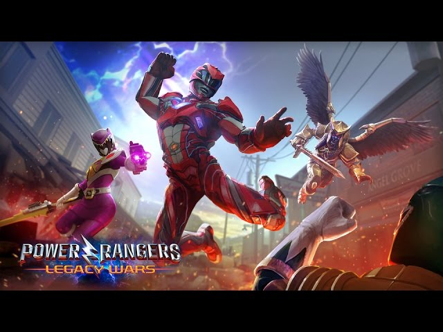 Power Rangers: Legacy Wars – Exclusive Teaser Trailer