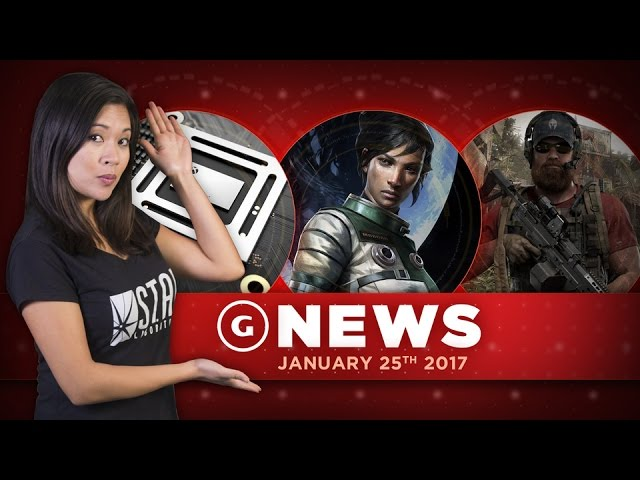 Project Scorpio Update, Ghost Recon: Wildlands Closed Beta – GS Daily News