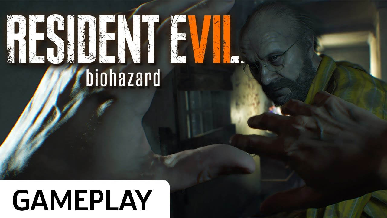 Resident Evil 7: Biohazard – Mansion Exploration Gameplay