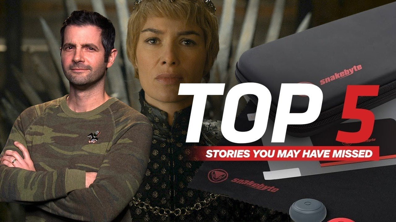 Stories You May Have Missed: Switch Accessories & Game of Thrones – IGN Daily Fix