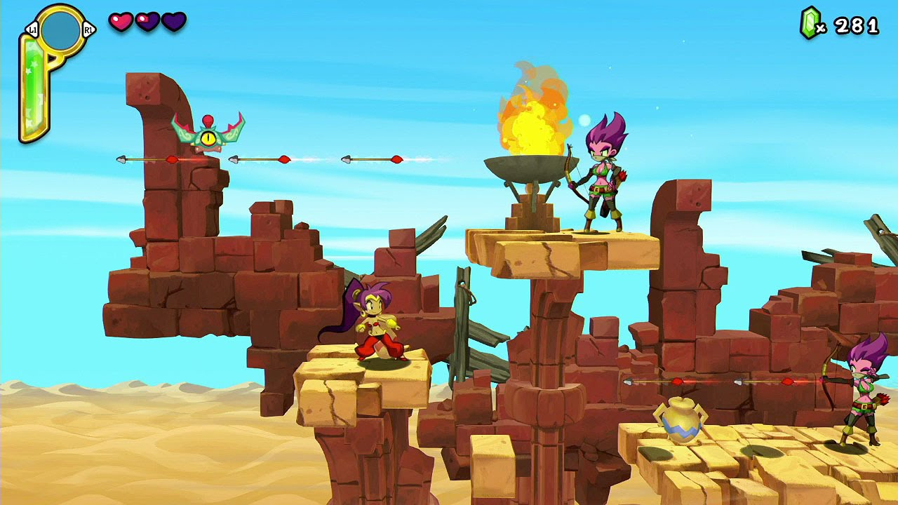 Shantae: 1/2 Genie Hero: Quick Look