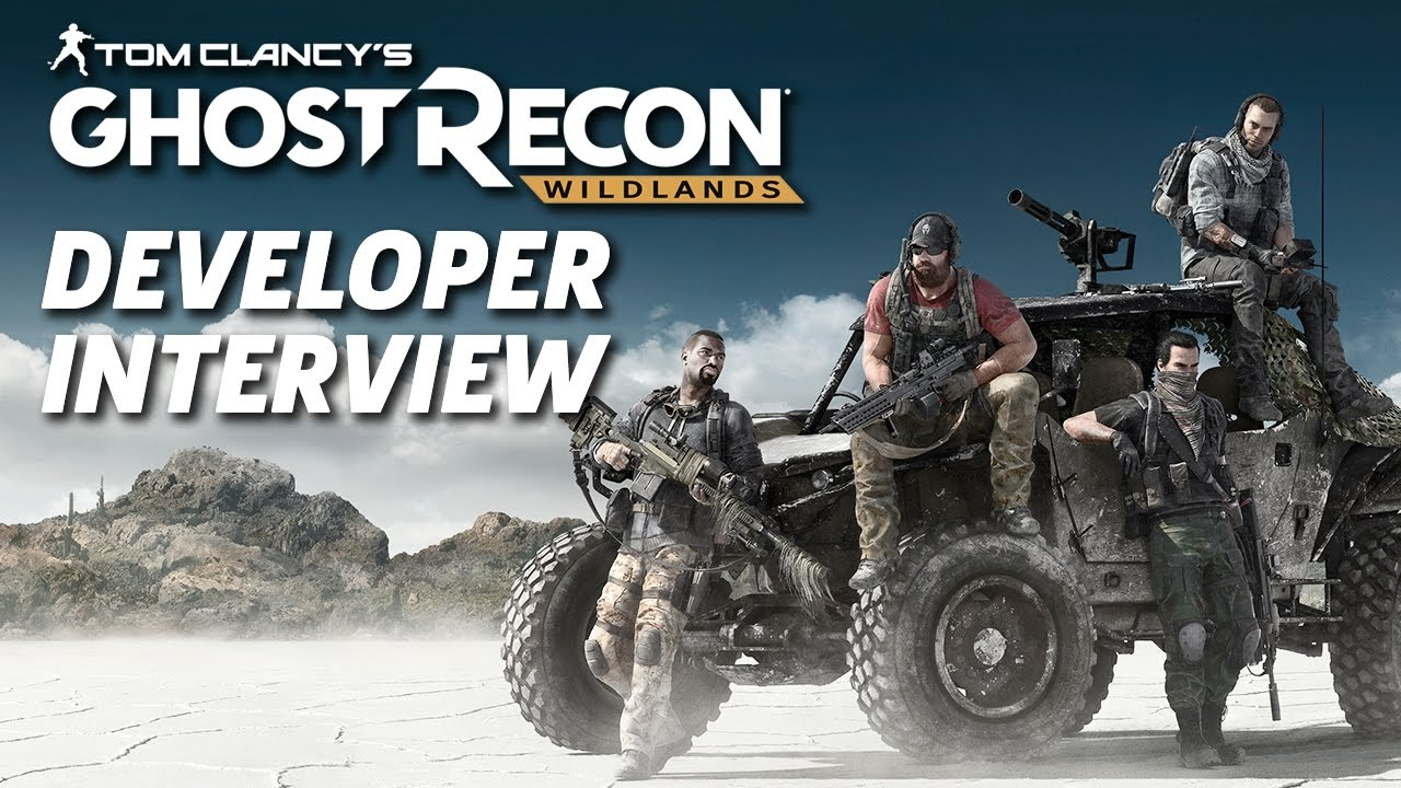 Single Player Gameplay Developer Interview – Ghost Recon Wildlands