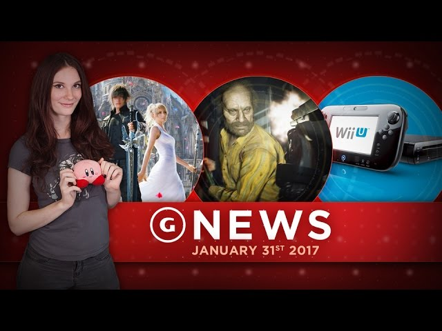Resident Evil 7 DLC Released & Final Fantasy XV DLC Release Dates! – GS Daily News