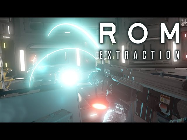 ROM: Extraction – Official Gameplay with VRsenal VR-15 Gun | CES 2017
