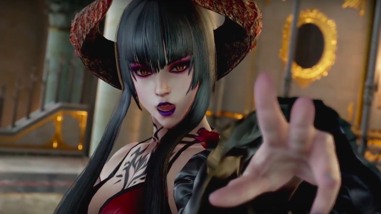 Tekken 7 – Eliza DLC Character Reveal Official Trailer