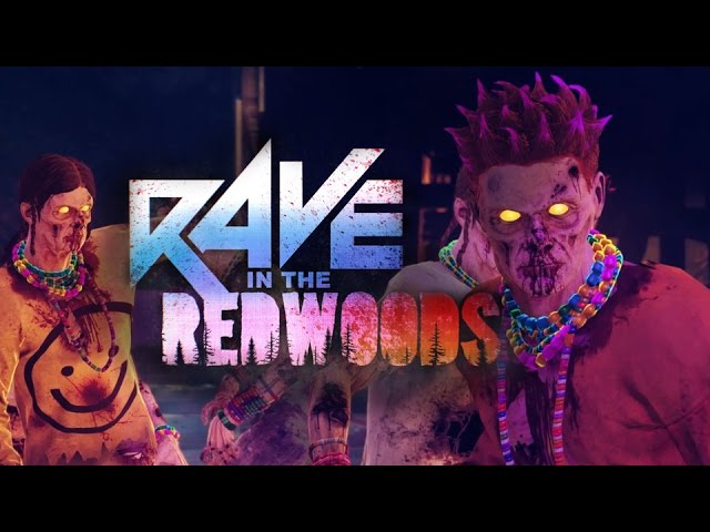 Call of Duty: Infinite Warfare Sabotage DLC – Rave In The Redwoods Zombies Trailer
