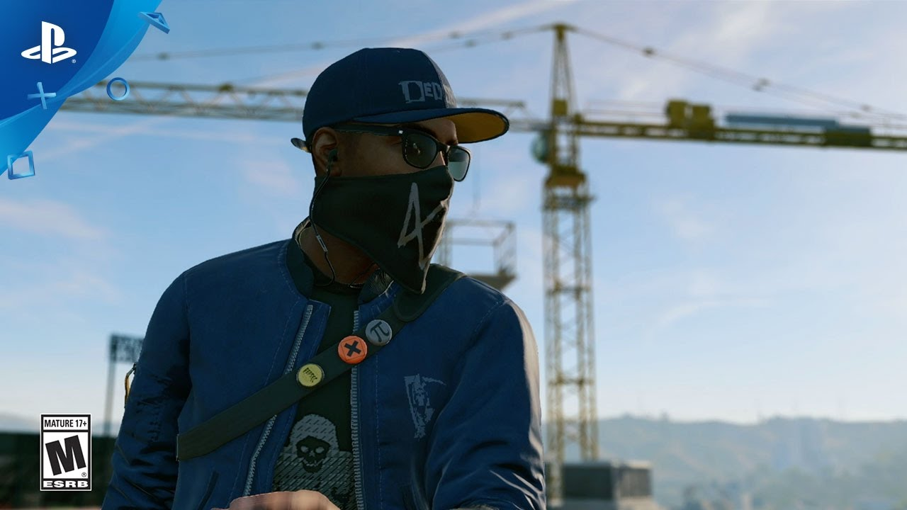 Watch Dogs 2 – Play For Free Demo Trailer | PS4