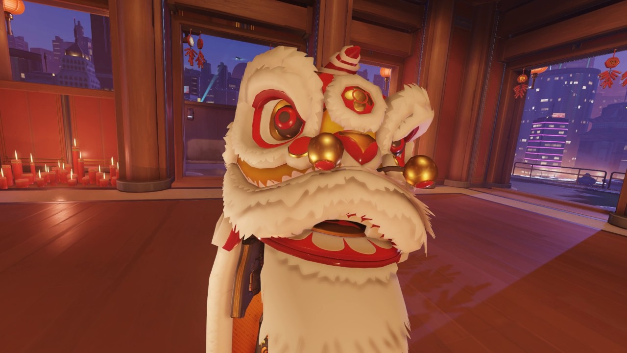 Welcome to Overwatch's Lunar New Year! | Xbox One