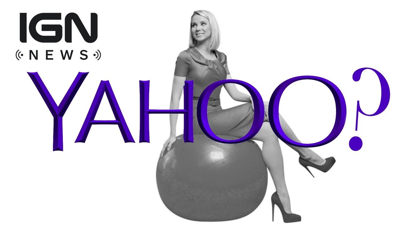 Yahoo Changing Its Name, CEO to Depart – IGN News