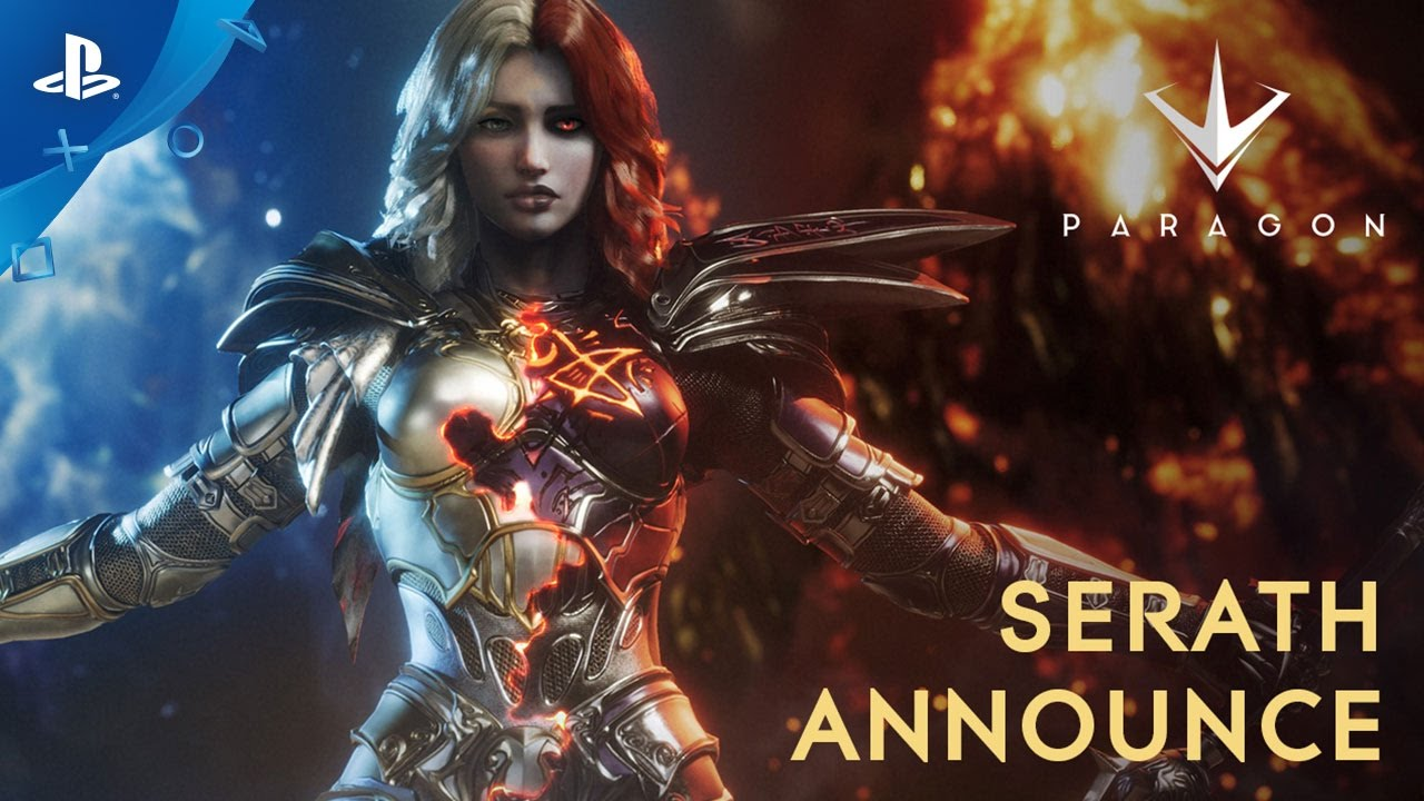 Paragon – Serath Announce Trailer | PS4