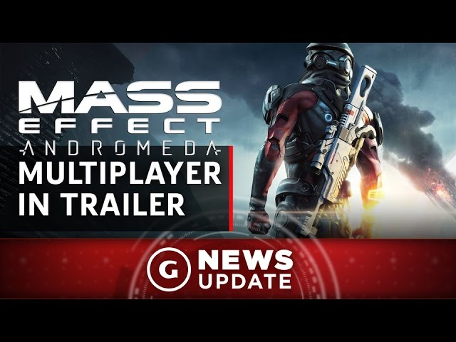 New Mass Effect: Andromeda Trailer Features Multiplayer Gameplay – GS News Update