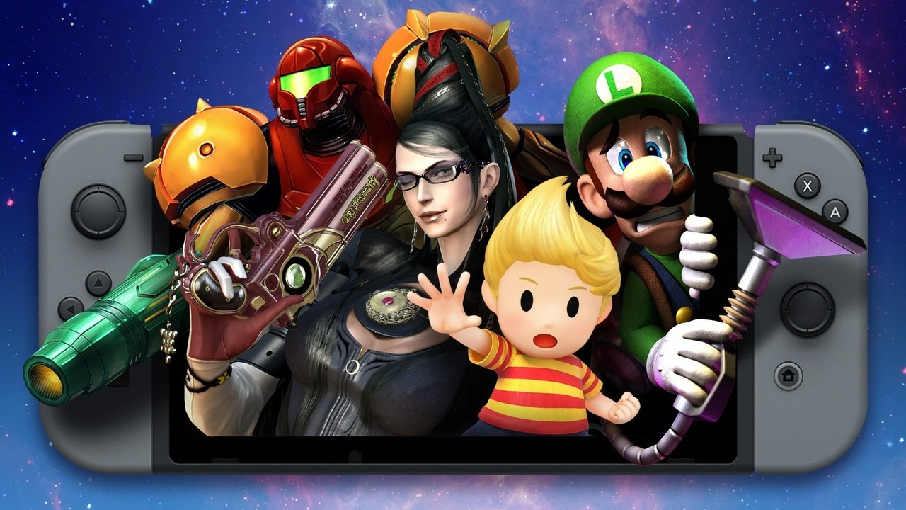 12 Game Franchises We Want on Nintendo Switch ⋆ Game Site Reviews