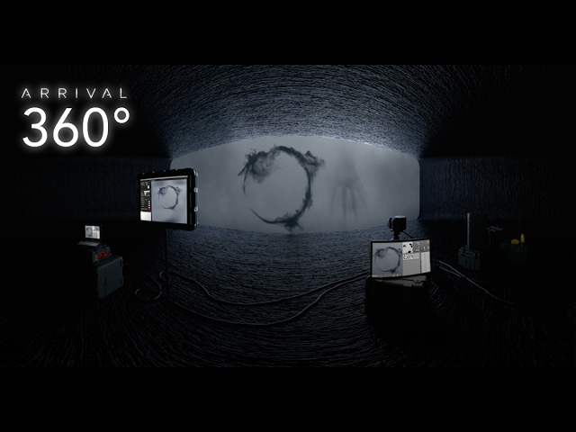 Arrival VR – 360 Immersive Experience