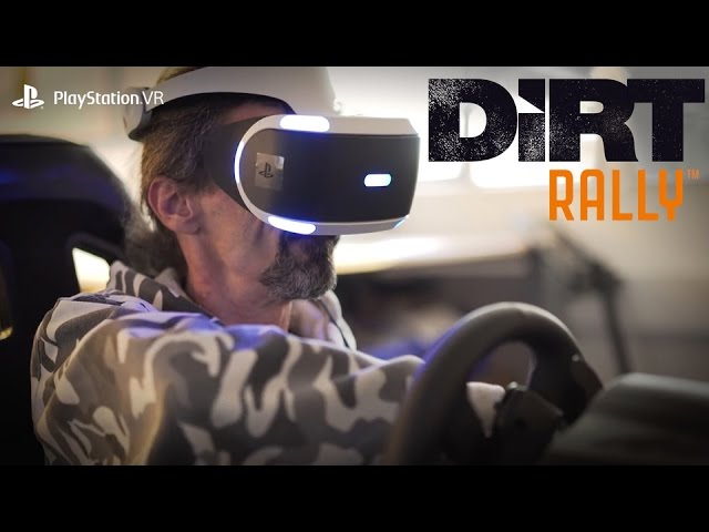 dirt rally playstation vr trailer game site reviews. Black Bedroom Furniture Sets. Home Design Ideas