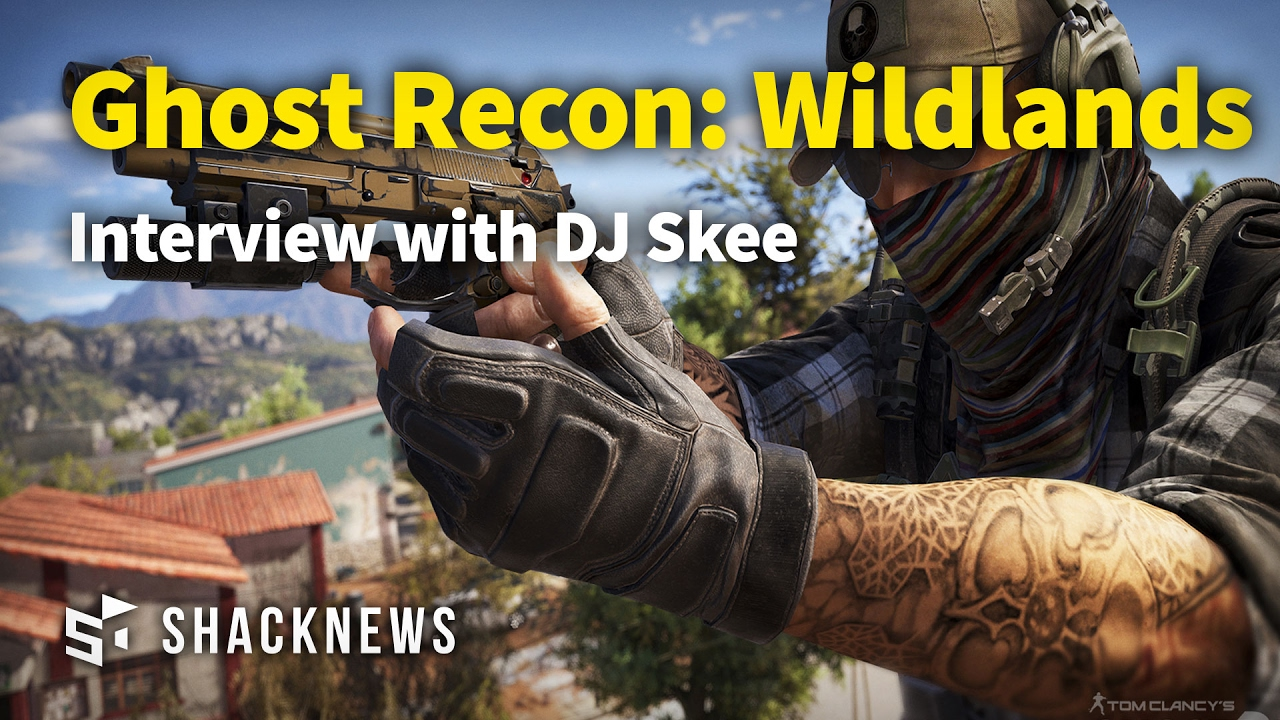 DJ Skee Talks Ghost Recon WIldlands & Music