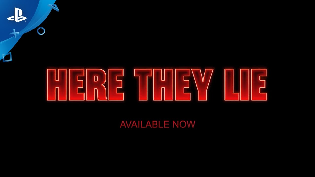 Here They Lie – Developer Commentary with the Tangentlemen | PS4, PS Pro, PS VR