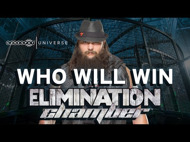 Elimination Chamber 2017: Who Will Win the WWE Championship?