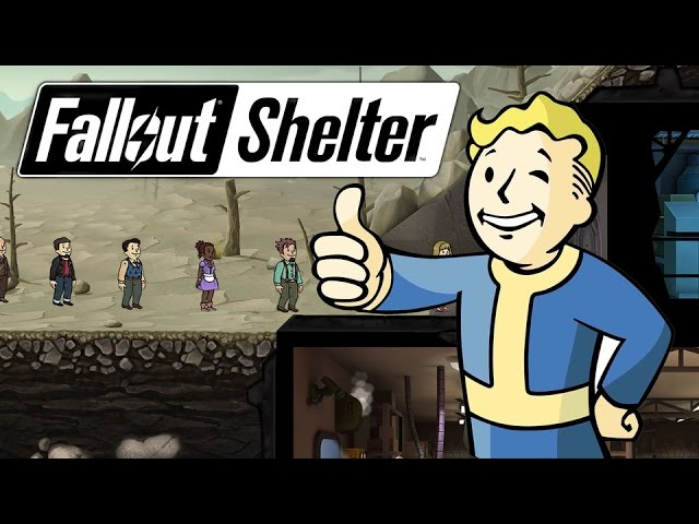 Fallout Shelter – Now Available on Xbox One and Windows 10