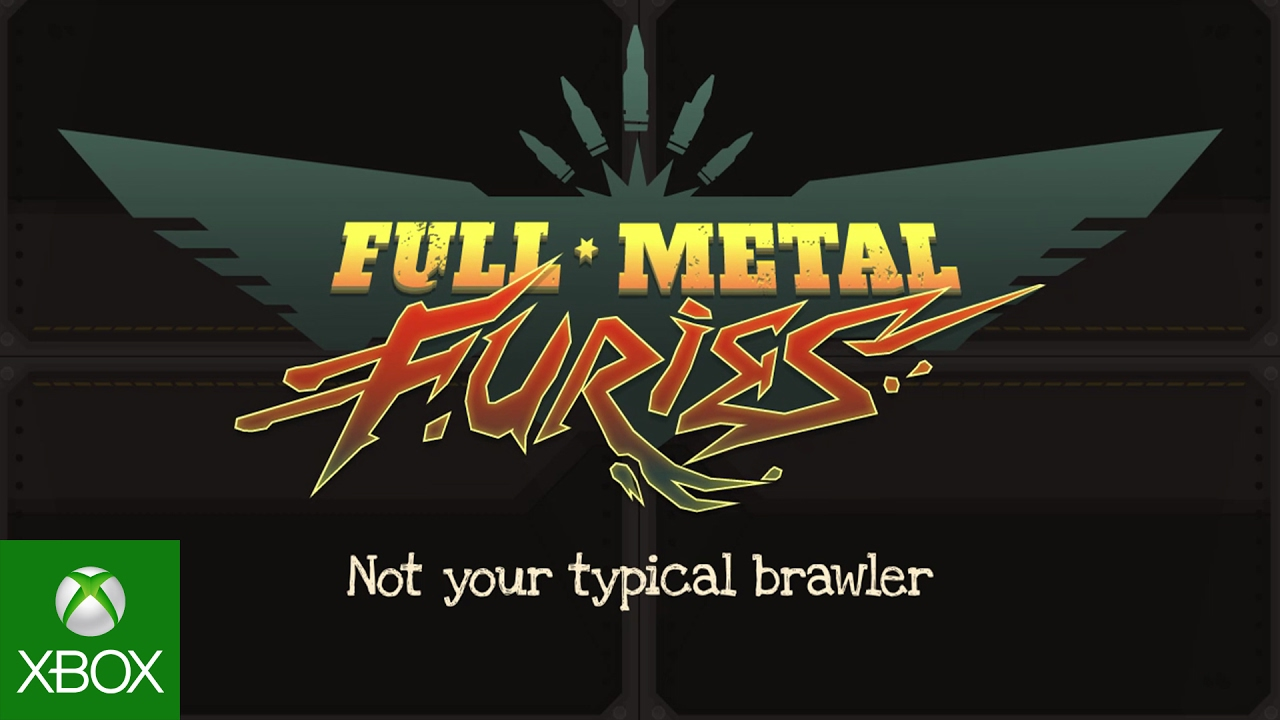 Full Metal Furies – Xbox One / Windows 10 Announcement Trailer