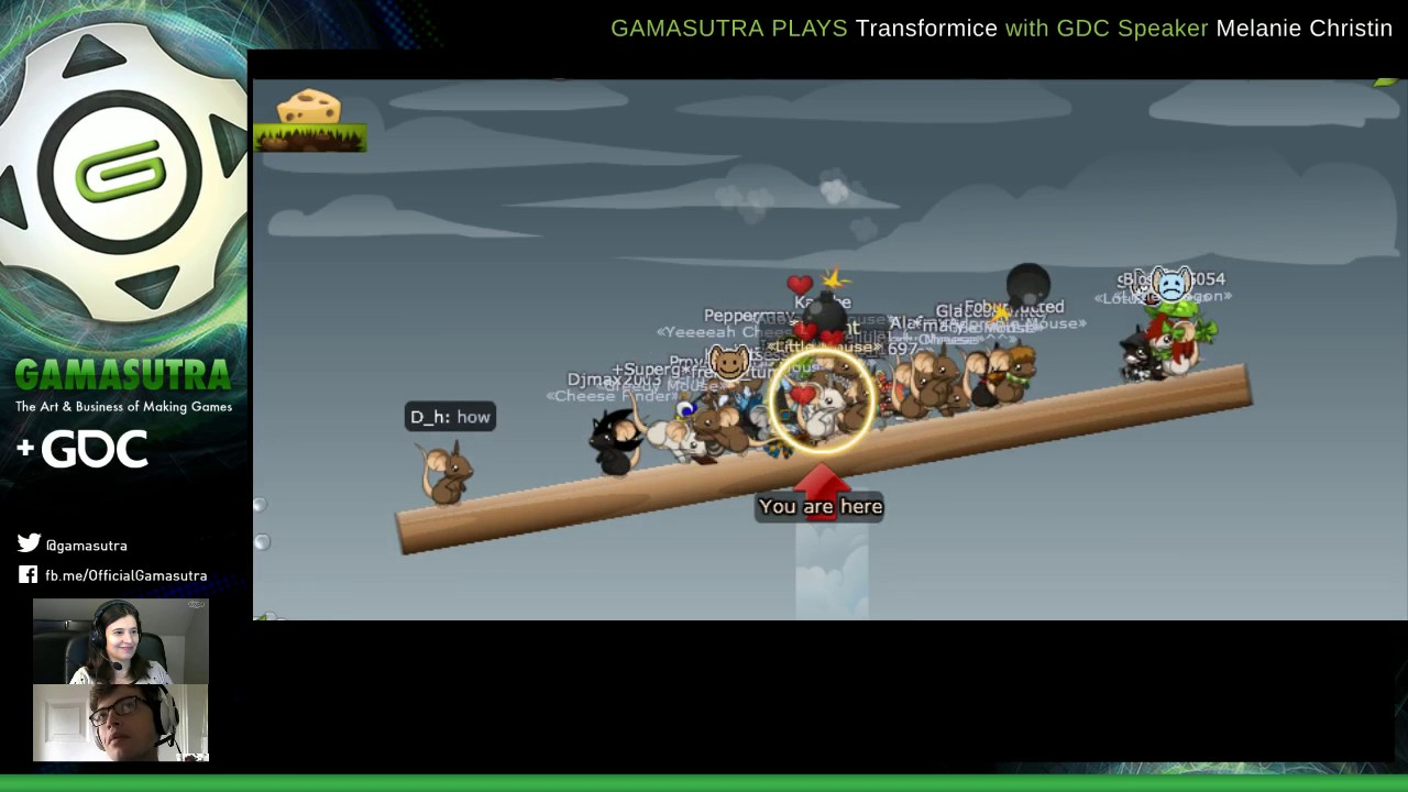 Gamasutra talks indie MMO design with #gamedev Melanie Christin