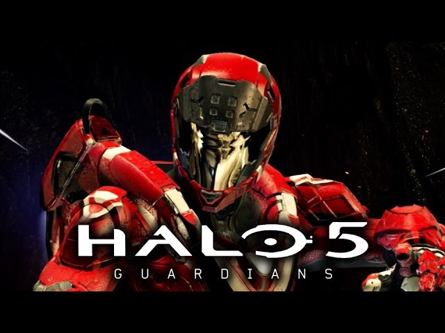 Halo 5: Guardians – Classic Helmet REQ Pack Trailer