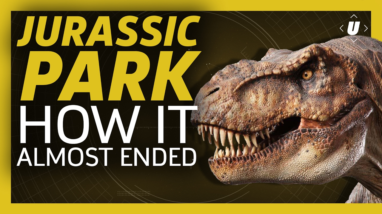 How Jurassic Park Almost Ended!