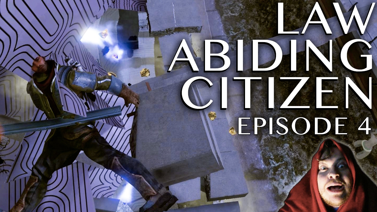 Law Abiding Citizen Ep. 4: Take that, MARS! (Feat. Justin McElroy and Russ Frushtick)