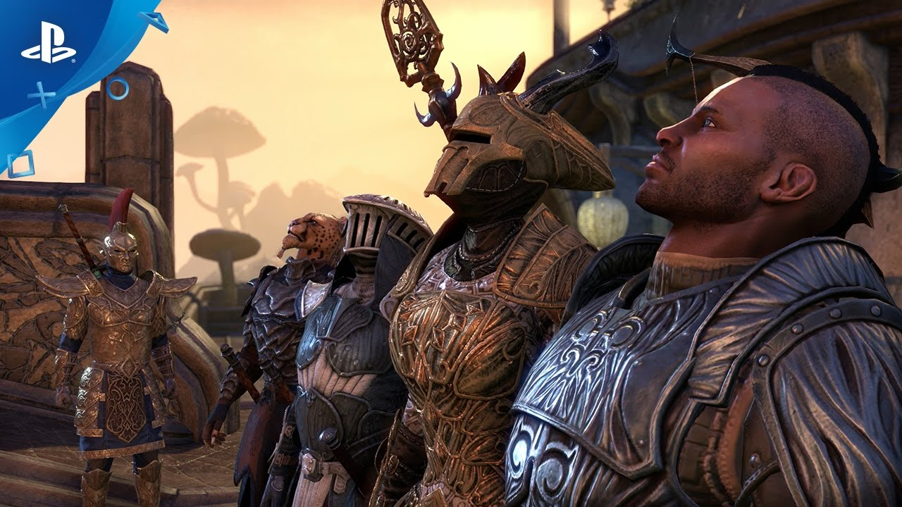 The Elder Scrolls Online: Morrowind – Return to Morrowind Gameplay Trailer | PS4