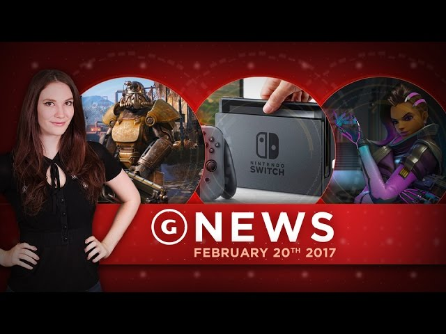 Blizzard Talk Overwatch's Next Hero; Bethesda's New Projects! – GS Daily News