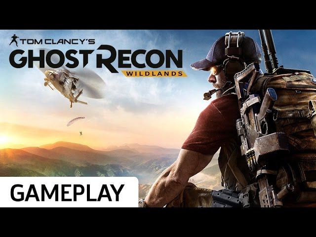 Amaru's Rescue Mission on PS4 – Ghost Recon: Wildlands Closed Beta Gameplay