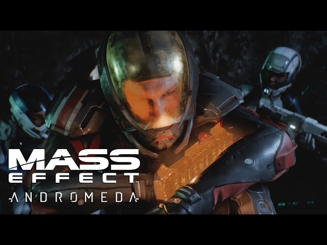Mass Effect Andromeda – Gameplay Series #1: Combat