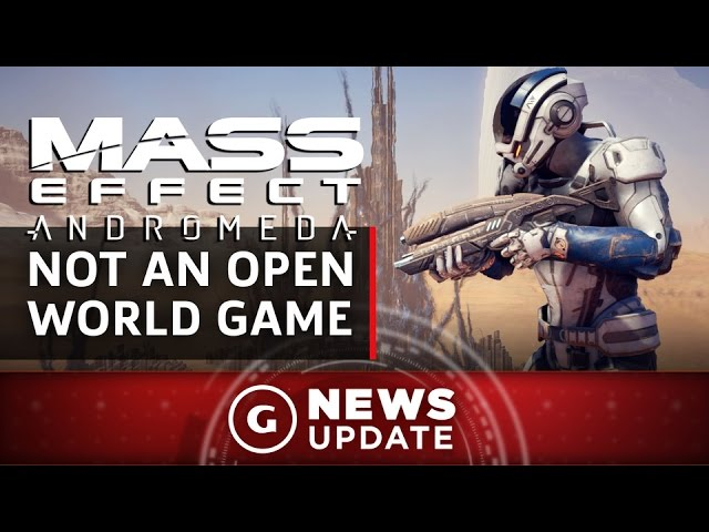 Mass Effect Andromeda Is Not An Open-World Game – GS News Update