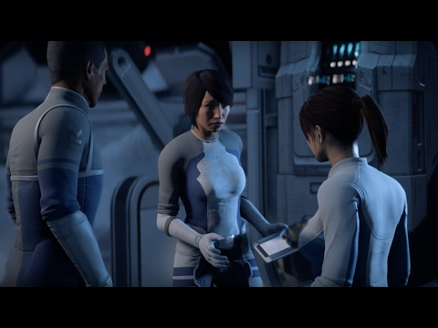 Mass Effect Andromeda – Official Combat Trailer