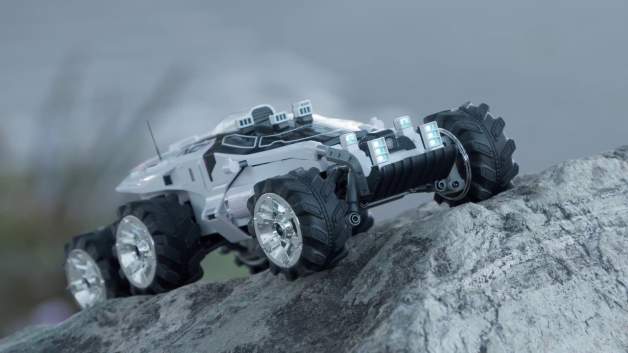 Mass Effect Andromeda: Taking the RC Nomad for a Spin
