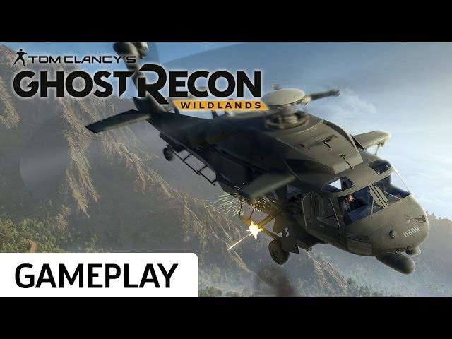 First 14 Minutes on High PC Settings – Ghost Recon: Wildlands Closed Beta Gameplay