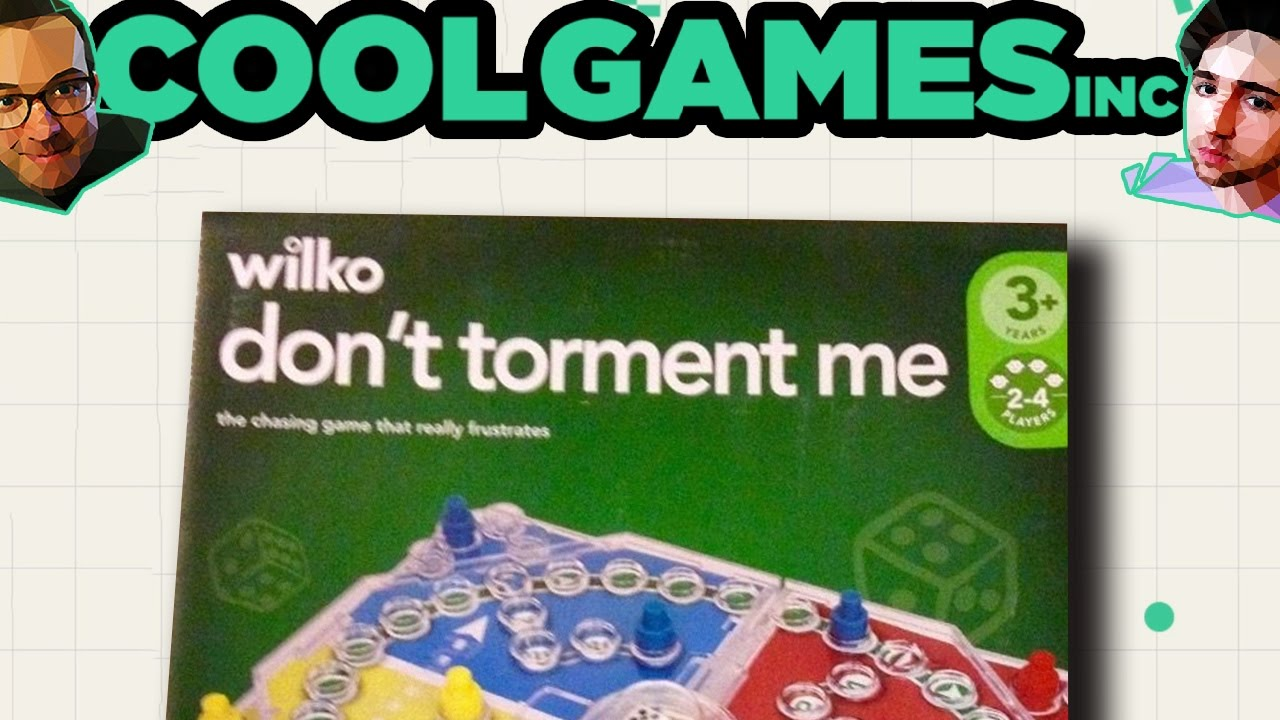"Nick and Griffin Play ""Don't Torment Me"" — CoolGames Inc"
