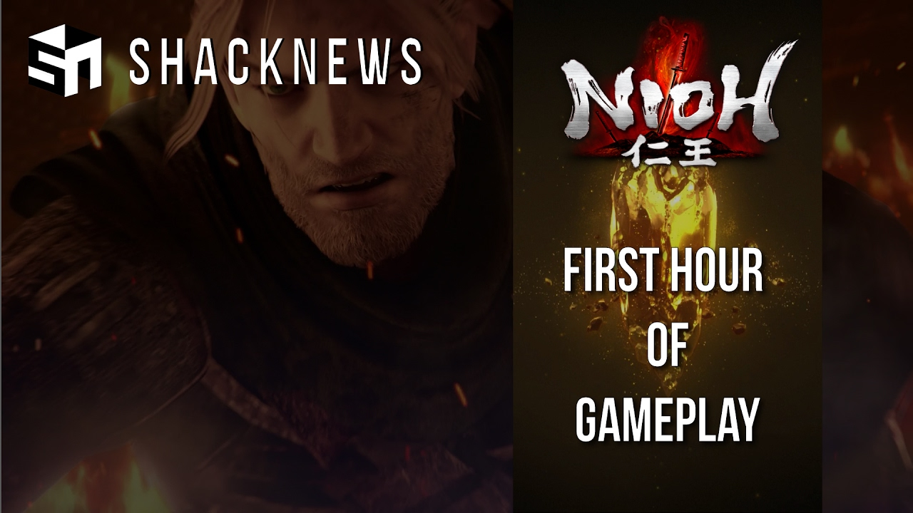 Nioh – First Hour of Gameplay Video Walkthrough