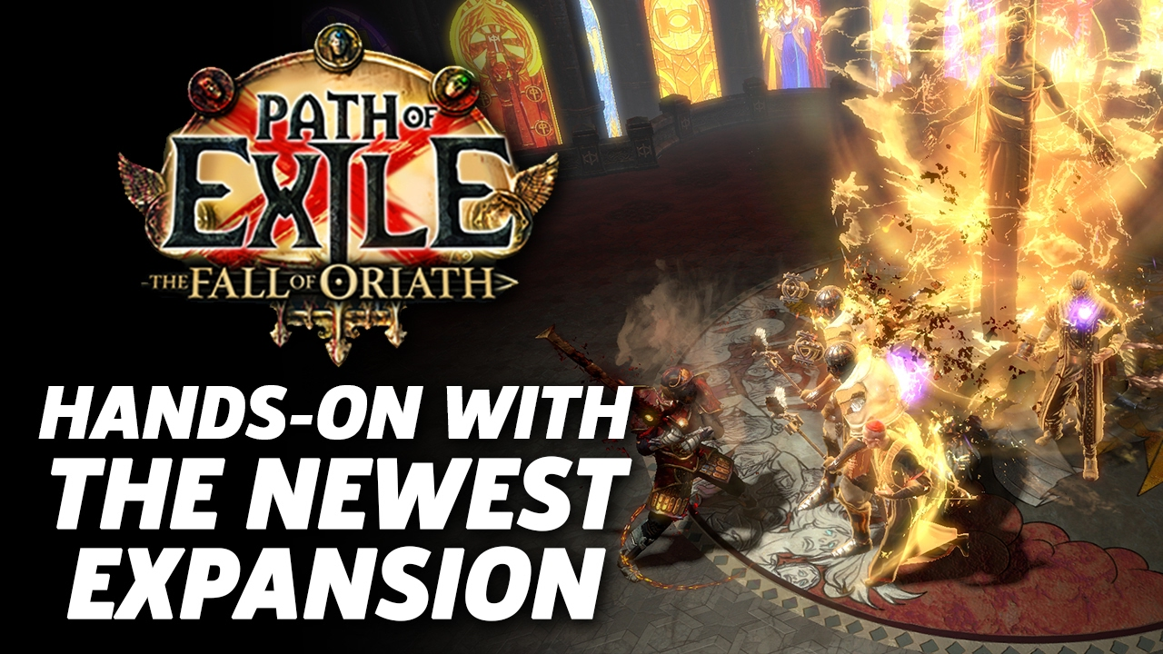 Path of Exile: The Fall of Oriath – First Look At The New Expansion
