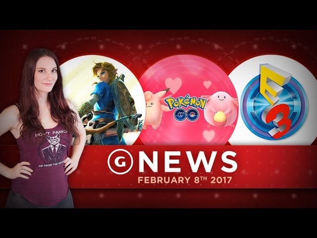 New Pokemon Go Update Arrives & E3 Opening To Public This Year! – GS Daily News