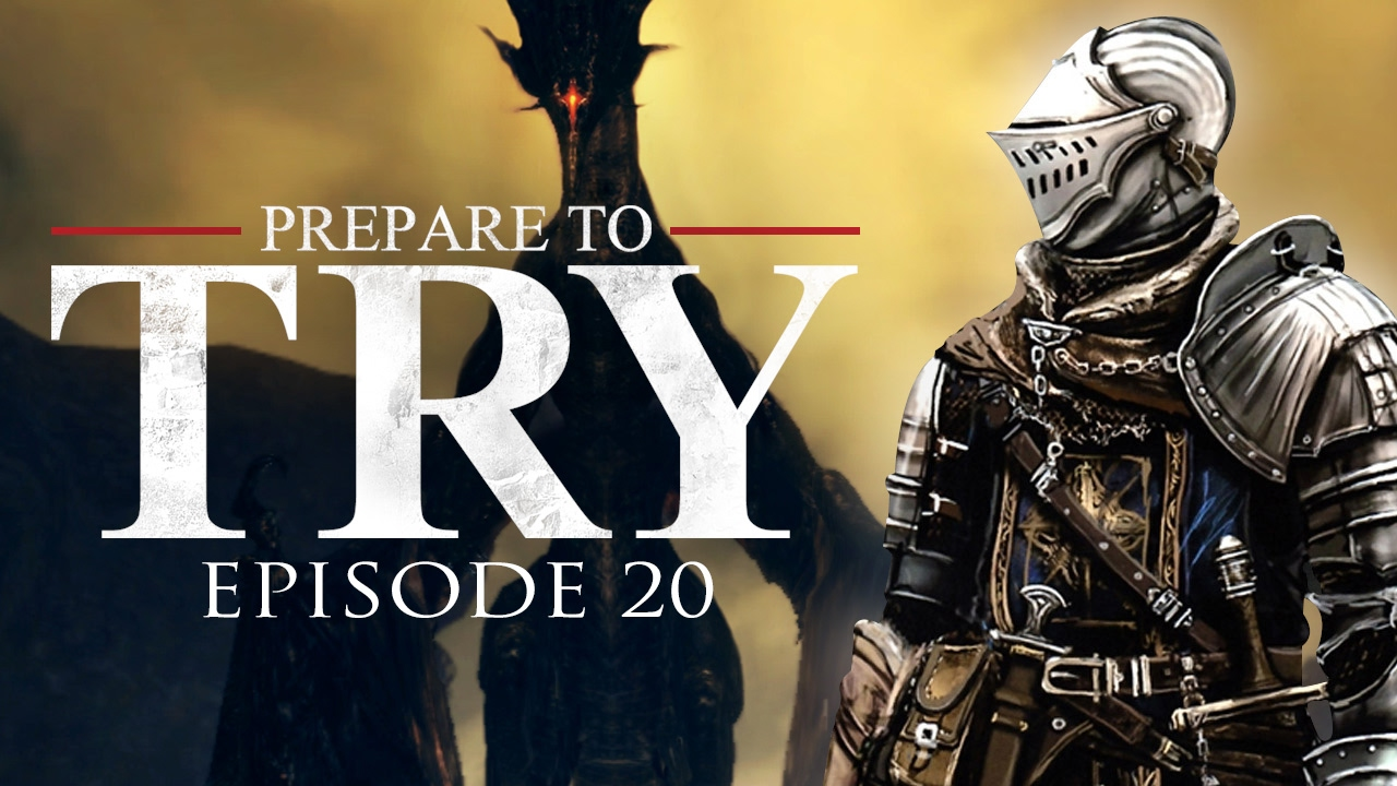 Prepare to Try: Dark Souls, Episode 20 – Black Dragon Kalameet