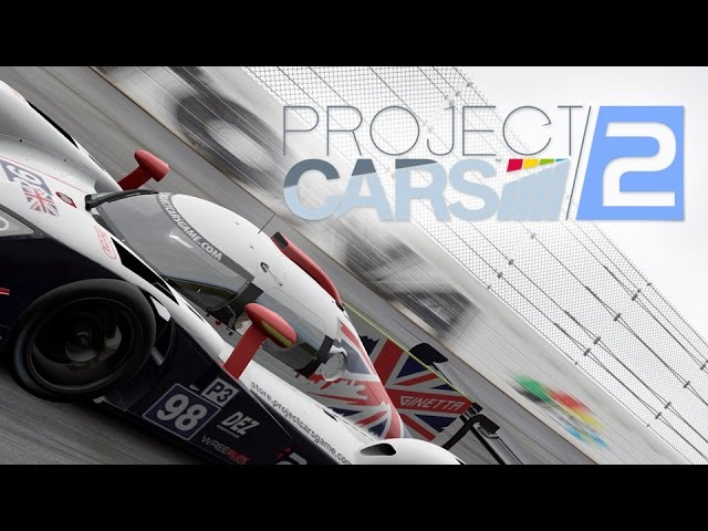 Project Cars 2 – Announcement Trailer