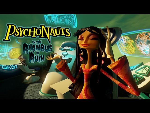 Psychonauts in the Rhombus of Ruin – PSVR Launch Trailer