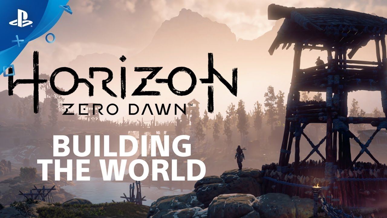 Horizon Zero Dawn: Building the World – Countdown to Launch at PS Store | PS4