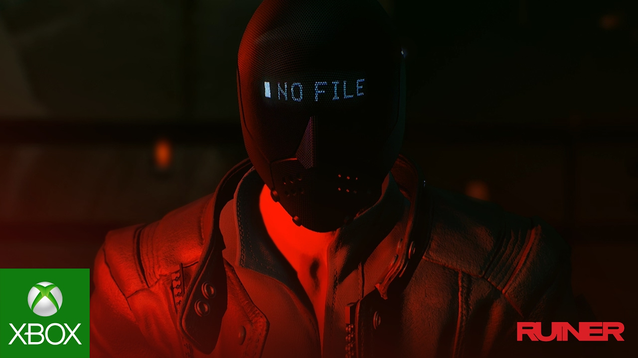 RUINER – Xbox One Announcement